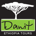 danit ethiopia tour travel logo